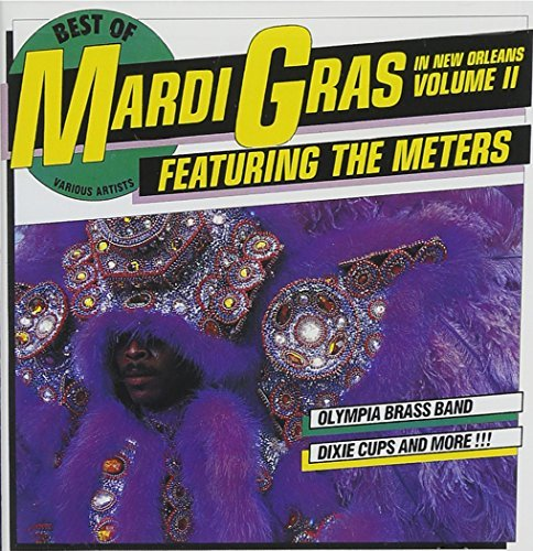 Mardi Gras In New Orleans Vol. 2 Mardi Gras In New Orlea Meters Dixie Cups Crawford Mardi Gras In New Orleans