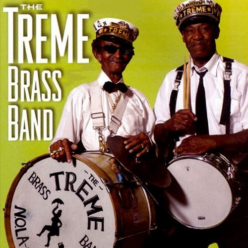 Treme Brass Band New Orleans Music