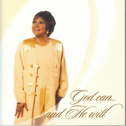 Peggy Scott Adams God Can & He Will
