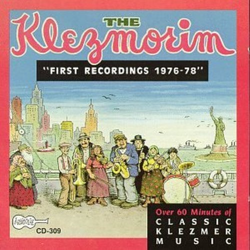 Klezmorim First Recording 1976 78