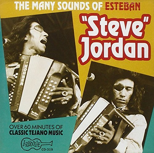 Steve Jordan Many Sounds Of Steve Jordan