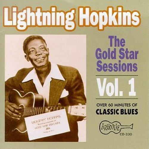 Lightnin' Hopkins Vol. 1 Gold Star Sessions