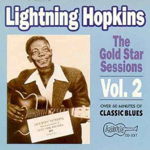 Lightnin' Hopkins Vol. 2 Gold Star Sessions