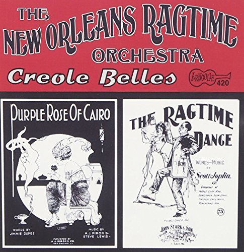 New Orleans Ragtime Orchestra Creole Belles