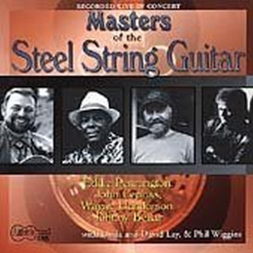 Masters Of The Steel String Masters Of The Steel String Gu Pennington Cephas Henderson Bellar