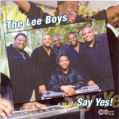 Lee Boys Say Yes!