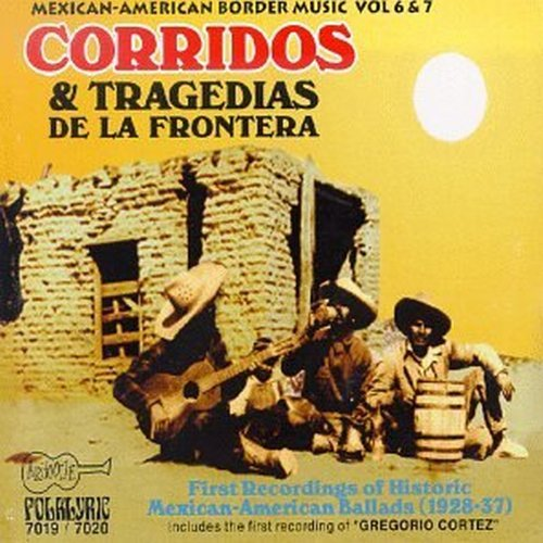 Corridos Y Tragedias De La First Recordings Of Historic M 2 CD Set Incl. 168 Pg. Book Corridos Y Tragedias De La Fro
