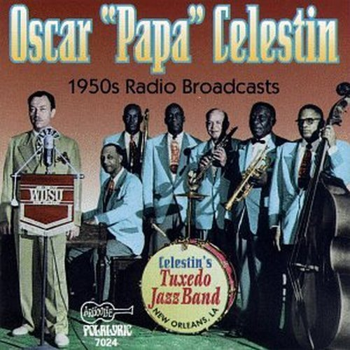 Papa Celestin 1950's Radio Broadcasts