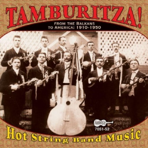 Tamburitza Hot String Band Mus Tamburitza Hot String Band Mus 2 CD Set