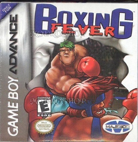 Gba Boxing Fever Rp