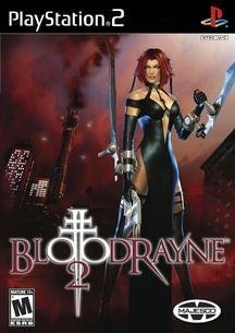 Ps2 Bloodrayne 2