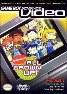 Gba Video All Grown Up Vol. 1