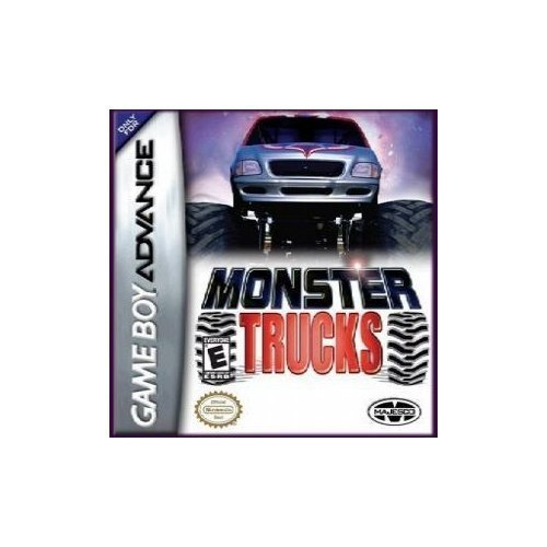 Gba Monster Trucks