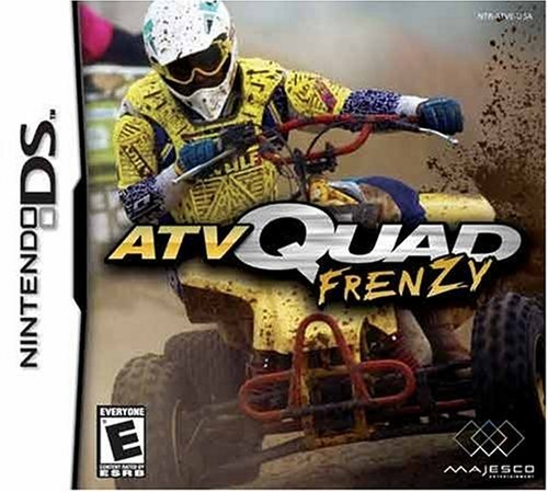 Nintendo Ds Atv Quad Desert Frenzy