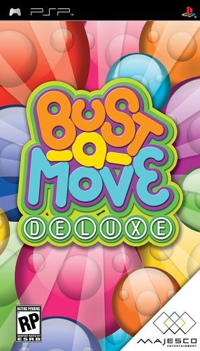 Psp Bust A Move Deluxe