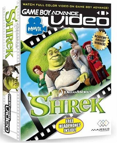 Gba Video Shrek