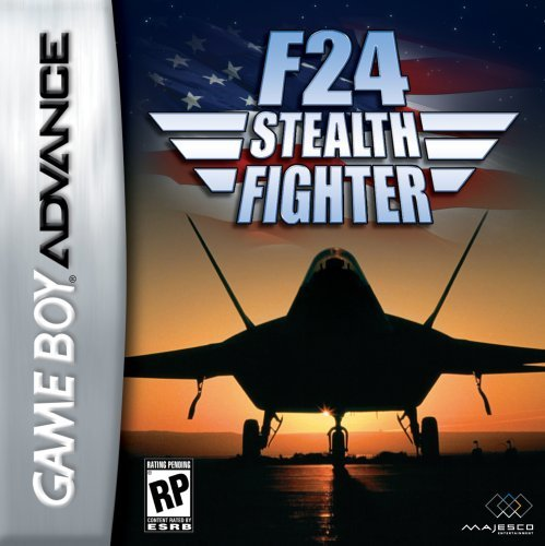 Gba F24 Stealth Fighter