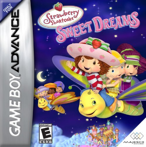 Gba Strawberry Shortcake