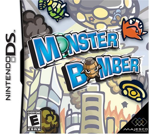 Ninds Monster Bomber Majesco Sales Inc.