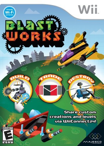 Wii Blast Works Build Trade & Des Majesco Rp