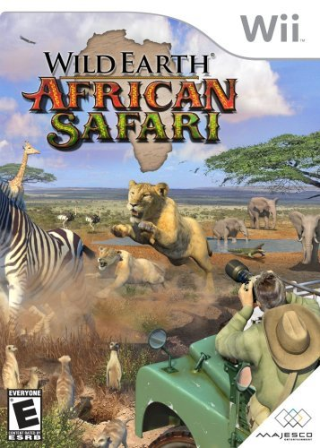 Wii Wild Earth African Safari