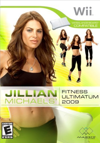 Wii Jillian Michael Fitness Ultima Majesco Sales Inc. E