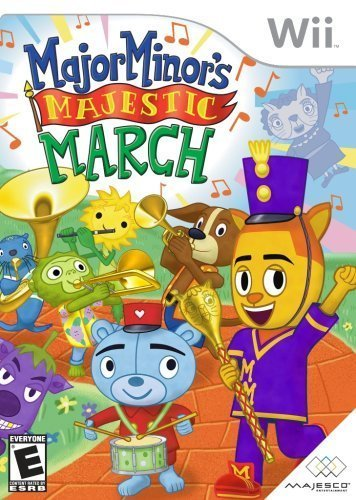 Wii Major Minors Majestic March