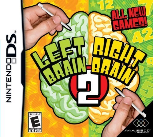 Nintendo Ds Left Brain Right Brain 2