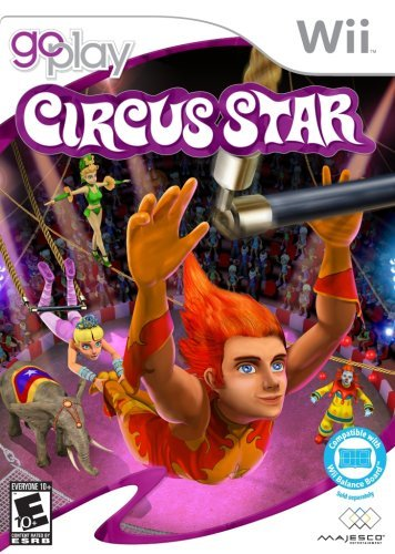 Wii Go Play Circus Star
