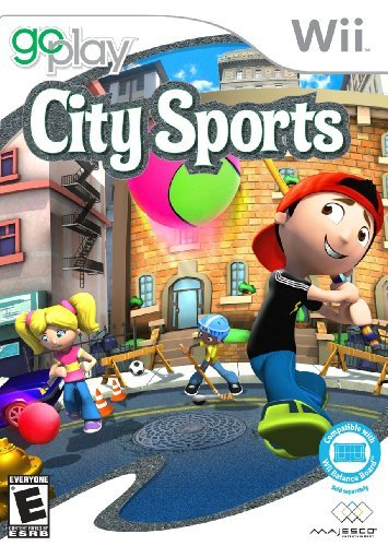 Wii Go Play City Sports
