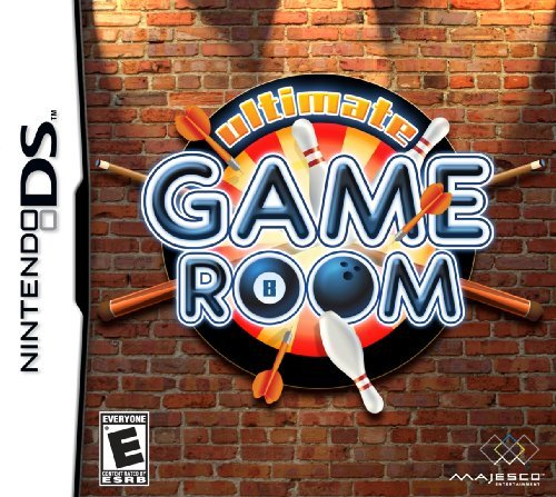 Nintendo Ds Ultimate Game Room Majesco Sales Inc. E