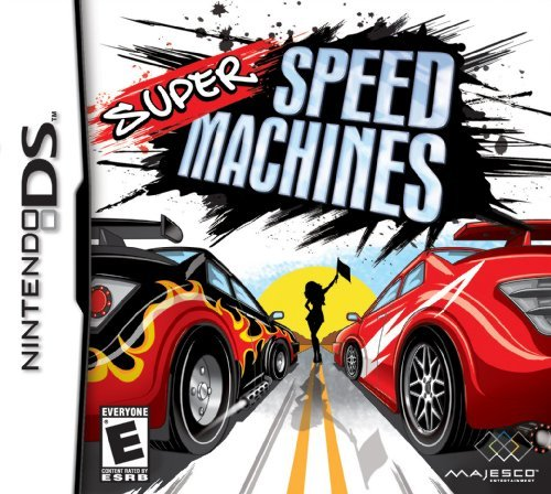 Nintendo Ds Super Speed Machines Orders Due 04 09 10