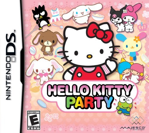 Nintendo Ds Hello Kitty Party