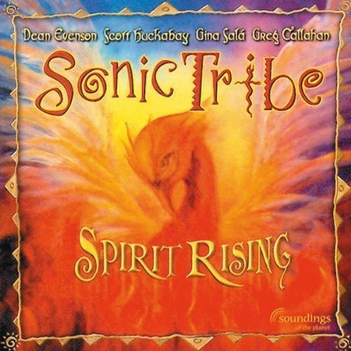 Sonic Tribe Evenson Spirit Rising