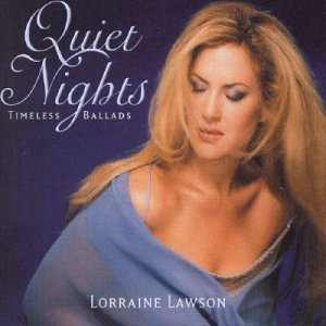 Lawson Lorraine Quiet Nights Timeless Ballads