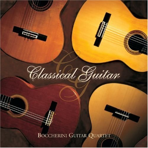 Boccherini Guitar Quartet Classical Guitar