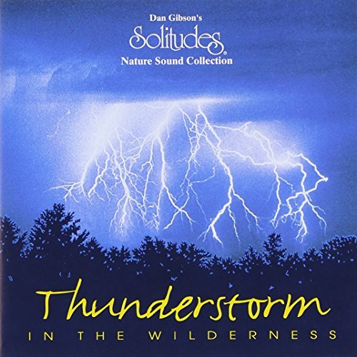 Dan Gibson Thunderstorm In The Wilderness