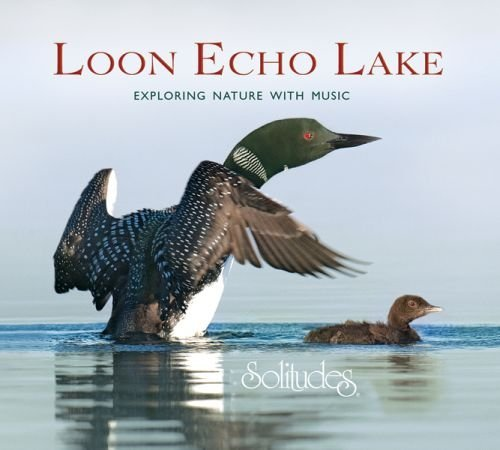 Solitudes Loon Echo Lake