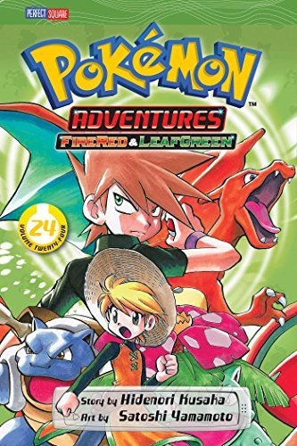 Hidenori Kusaka Pokemon Adventures Vol. 24