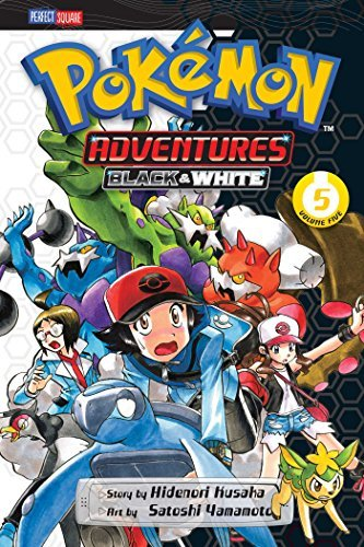 Hidenori Kusaka Pokemon Adventures Black And White Volume 5