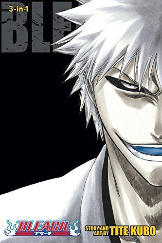 Tite Kubo Bleach 3 In 1 Volume 9 Volumes 25 26 27