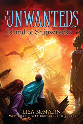 Lisa Mcmann Island Of Shipwrecks (unwanted's #5)