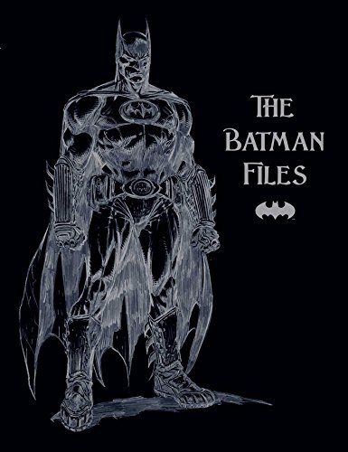 Matthew Manning The Batman Files
