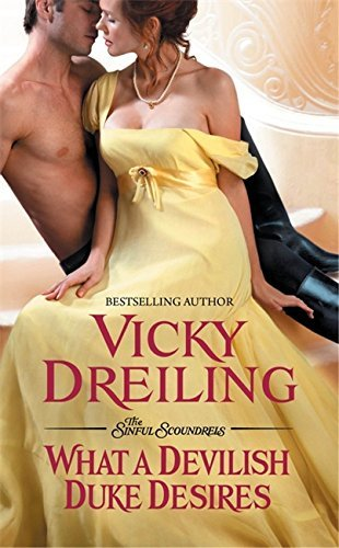 Vicky Dreiling What A Devilish Duke Desires