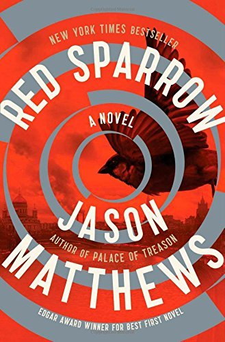 Jason Matthews Red Sparrow