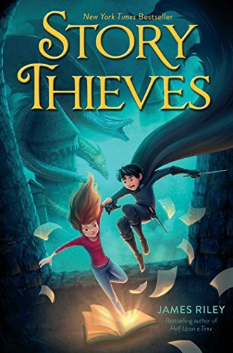 James Riley Story Thieves