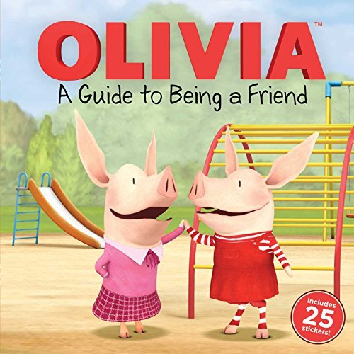Natalie Shaw Olivia A Guide To Being A Friend