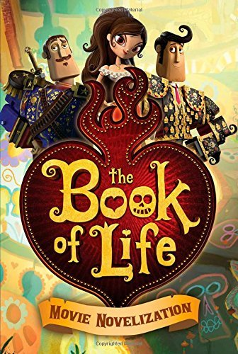 Stacia Deutsch The Book Of Life Movie Novelization