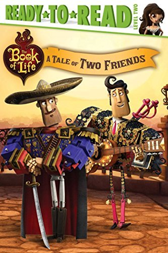 Ellie O'ryan The Book Of Life A Tale Of Two Friends