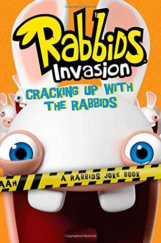 David Lewman Cracking Up With The Rabbids A Rabbids Joke Book